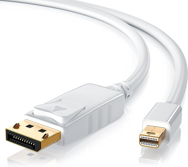 Csl Mini Displayport Auf Displayport 2m Inkl Computer Zubehör