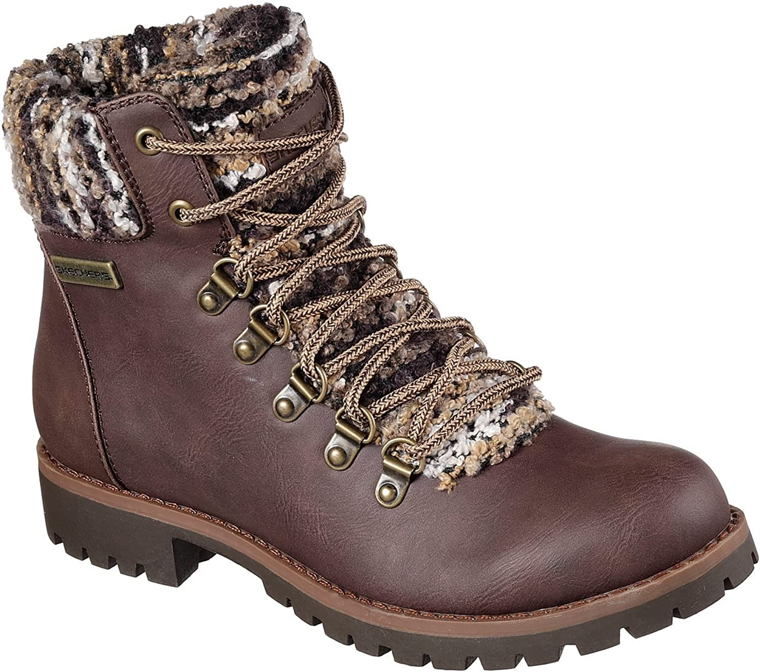 Skechers Cypress Womens Ankle Boots