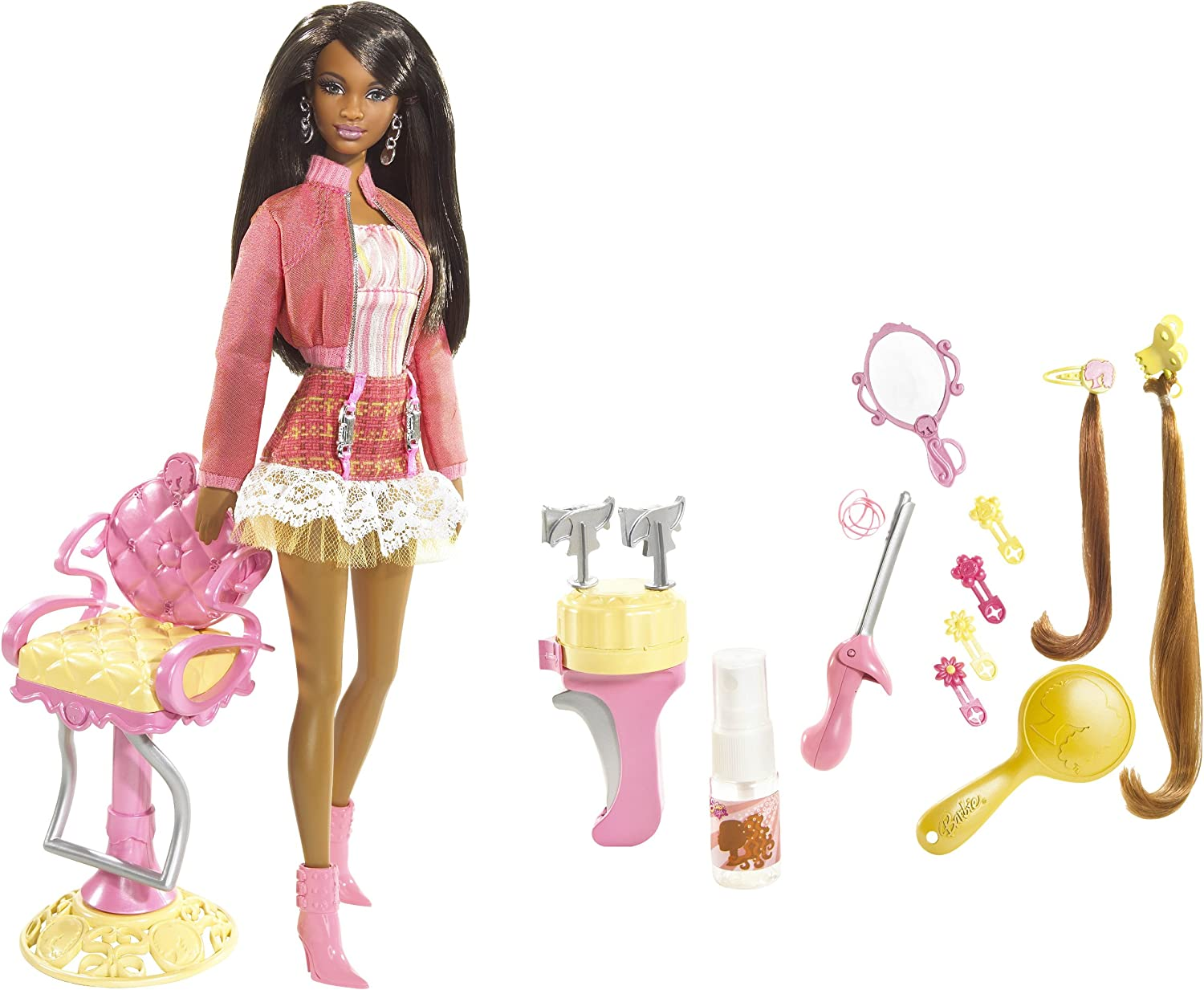 Barbie Max 80% OFF So In Style Hair quality assurance Stylin Doll Grace