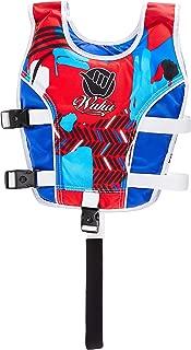 Wahu 603120-R Swim Vest, 15-25kg, Medium, Red