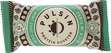Pulsin 50 g Mint Chocolate Chip Protein Snack – Pack of 9 Estimated Price : £ 16,64