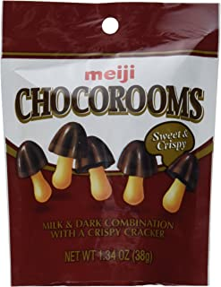 Meiji Chocorooms 1.34 Oz (Pack of 2)