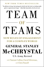 Team of Teams: New Rules of Engagement for a Complex World Book PDF