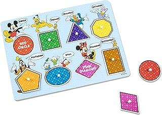 Best melissa & doug puzzle rack with 3 peg puzzles Reviews