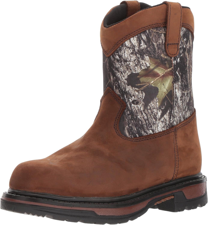 Rocky Unisex-Adult FQ0003633 Mid Calf Boot