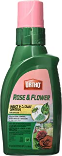 Ortho 9901110 Rose and Flower Insect and Disease Control Concentrate, 32-Ounce (Not Sold in NY)