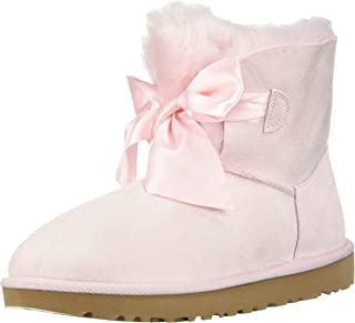 uggs with bows pink