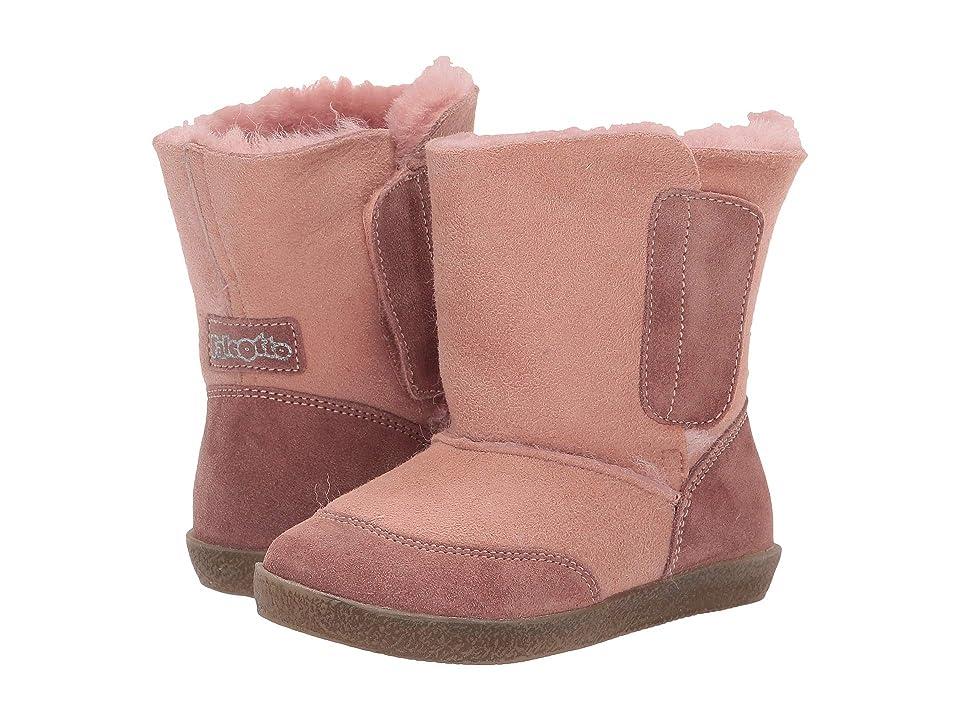 Naturino Falcotto Carl AW18 (Toddler) (Pink) Girl