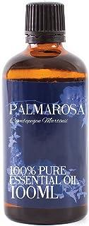 Mystic Moments   Palmarosa Essential Oil - 100ml - 100% Pure