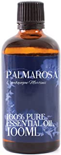 Mystic Moments Huile Essentielle de Palmarosa - 100ml - 100% Pure