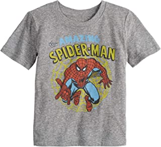 Toddler Boys 2T-5T Spider-Man Amazing Graphic Tee