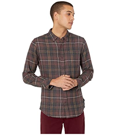 Hurley Vedder Washed Flannel (El Dorado) Men
