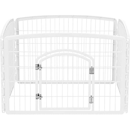 IRIS USA Pet Playpen for Small Dog, Puppy and Other Small Animals