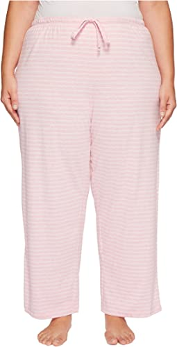 Nautica - Plus Size Striped Pants