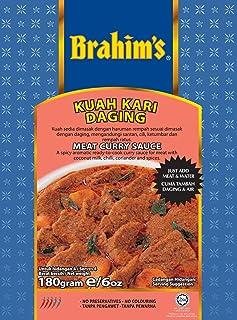 Brahim's ミートカレーソース  (3~4人分)3袋
