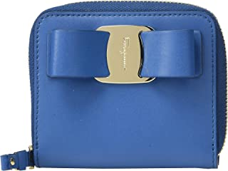 e6d2f0df44a Salvatore Ferragamo Women's Vara Rainbow Zip French Wallet