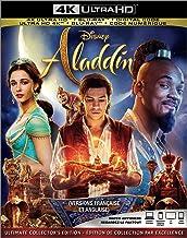 Aladdin [4K Ultra HD + Blu-ray + Digital] (Bilingual)