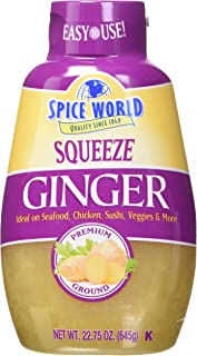 ginger squeeze tube