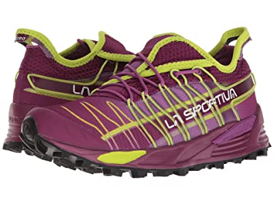La Sportiva Mutant (Plum/Apple Green) Women