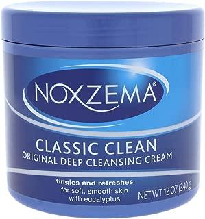 Noxzema Classic Clean Classic Clean Original Deep Cleansing, 12 oz