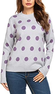 Best red polka dot sweater Reviews