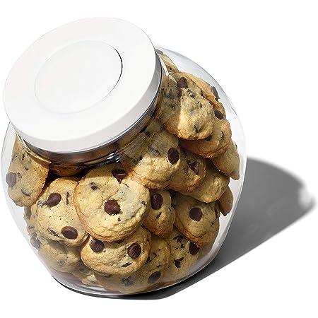 OXO Good Grips Bonbonnière POP – Boîte à biscuits – Rangement alimentaire hermétique pour la cuisine – 2,8 L