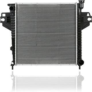 Radiator - Pacific Best Inc For/Fit 2975 07-07 Jeep Liberty 3.7L V6 Plastic Tank Aluminum Core 1Row
