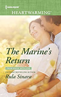 The Marine's Return: A Clean Romance (From Kenya, with Love Book 6)