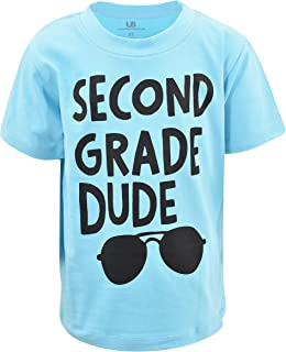 Sponsored Ad - Unique Baby Boys Back to School Dude T Shirt