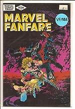 Marvel Fanfare # 2, 9.0 VF/NM