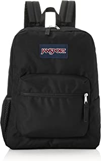 JanSport Huntington Backpack - Lightweight 15 Inch Laptop Bag, Black