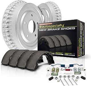 Power Stop KOE15300DK Autospeciality Replacement Rear Brake Kit- OE Rotors & Ceramic Brake Pads