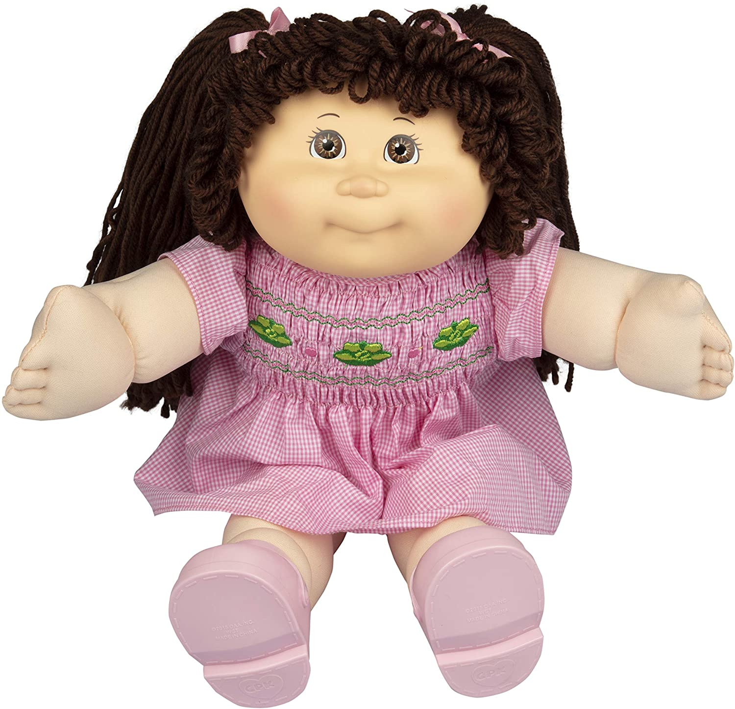 Max 44% OFF Cabbage Patch Kids Vintage Retro Style Original Yarn Doll Fashionable Hair -