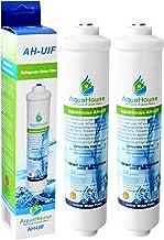 2x AquaHouse AH-UIF Filtro universal de agua para nevera