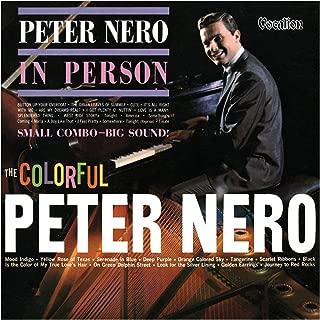 The Colorful Peter Nero; Peter Nero in Person