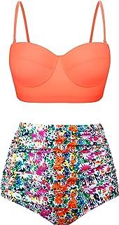 2 Sizes Bigger Push Up Bikini