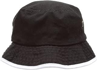 MDKZ Hat Big Size Bucket Hats Windproof String Hat Big Large Head Outdoor Bucket Caps Cotton Buckle Adult