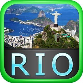 Rio de Janeiro Offline Map Travel Guide (Kindle Tablet Edition)