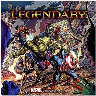 Legendary: Marvel DBG