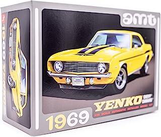 AMT 1969 Chevy Camaro Yenko - 1/25 Scale Model Kit