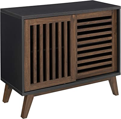 70c78011d33e07 Amazon.com: International Concepts TV Stand with 2 Doors and Two ...