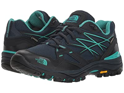 The North Face Hedgehog Fastpack GTX(r) (Urban Navy/Porcelain Green 1) Women