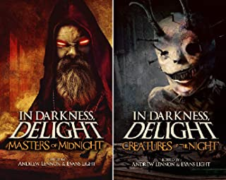 In Darkness, Delight (2 Book Series)