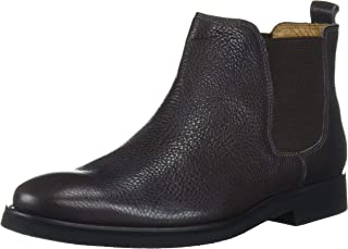Driver Club USA Geuine Leather Boot With Lug Sole mens Ankle Boot