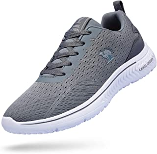 Running Shoes Men Tennis Shoes Fashion Sneaker Lightweight Athletic Casual Sport Workout Walking...