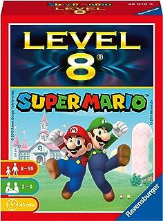 Ravensburger 26070 Familienspiele Super Mario Level 8, Multicoloured