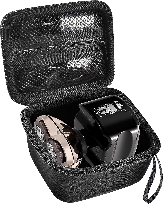 Case Compatible with Mesa Mall Skull Shaver Electric Razor Max 77% OFF Pitbull Ha Pro