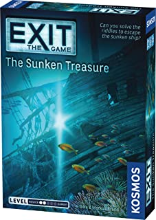 EXIT 4: The Sunken Treasure (English)