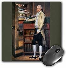 3dRose BLN Book and Reading Featured in Fine Art – Elijah Boardman, 1789 by Ralph Earl – MousePad (mp_170900_1)