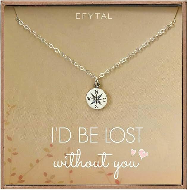 EFYTAL Necklace Gift